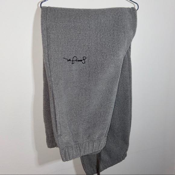 Sean John towel material sweatpants